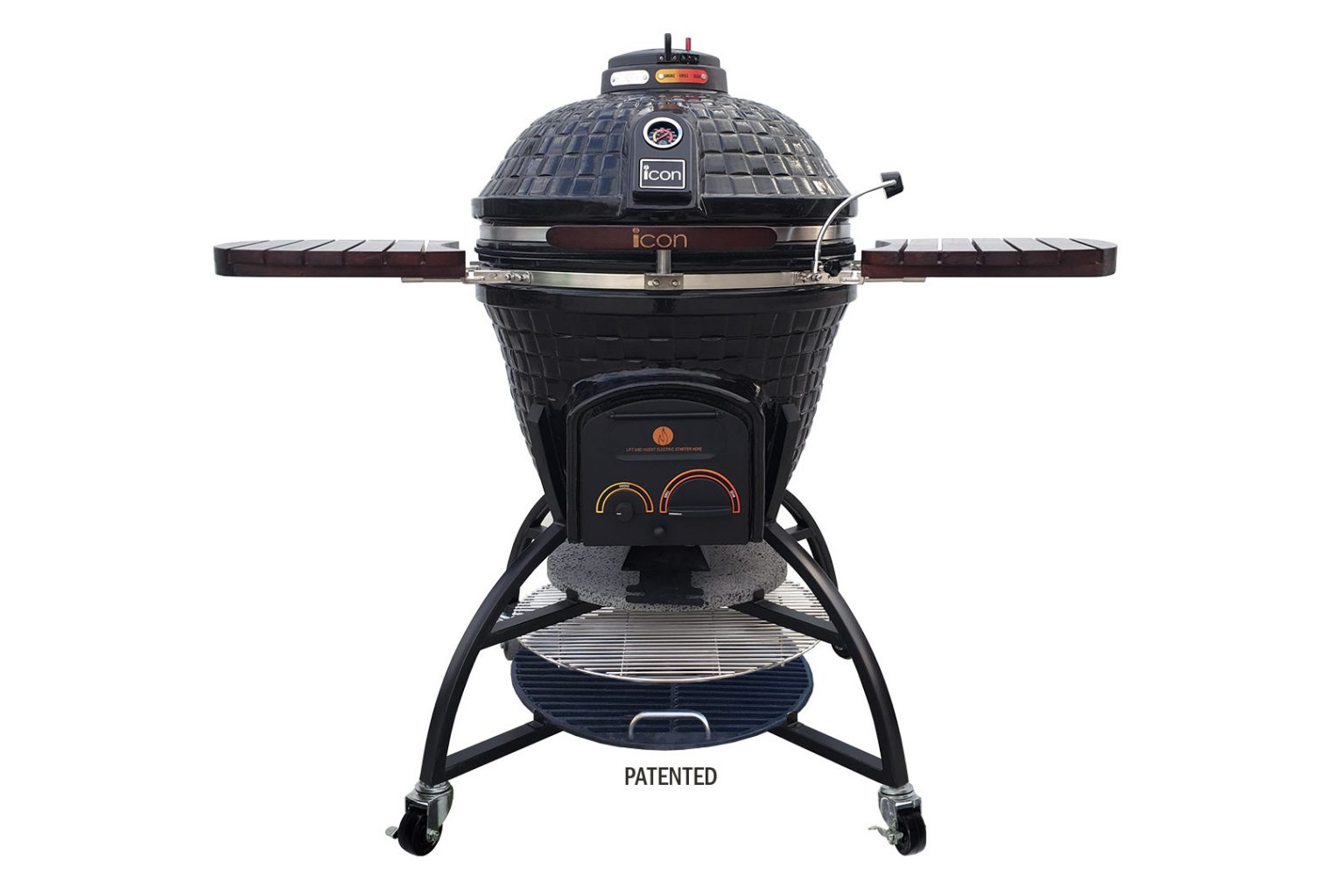 700 Series Black Grill